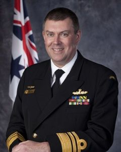 VADM Ray Griggs AO CSC RAN